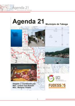 Agenda 21, Taboga y Otoque