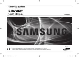 BabyVIEW - SamsungSV