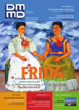 Edición 12: Frida Kahlo