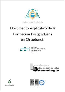 Leer más resumen Formación Postgraduada en Ortodoncia