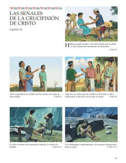 LAS SEÑALES DE LA CRUCIFIXIÓN DE CRISTO