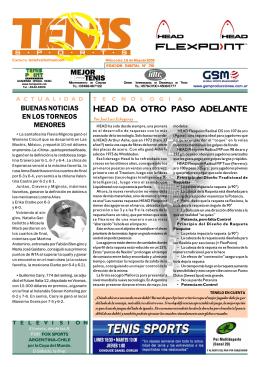 HEAD DA OTRO PASO ADELANTE