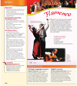 Flamenco - Index of