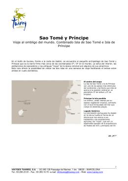 Sao Tomé y Príncipe