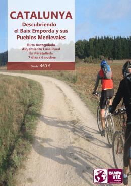 CATALUNYA Descubriendo el Baix Emporda y sus Pueblos