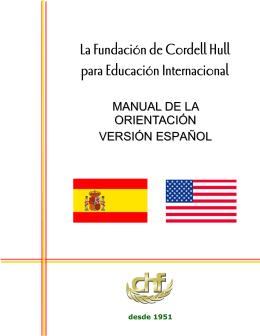 La Fundación de Cordell Hull para Educación Internacional