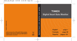 Digital Heart Rate Monitor