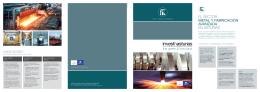 el sector metal y fabricación avanzada en asturias