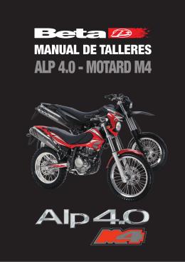 ALP 4.0 - MOTARD M4