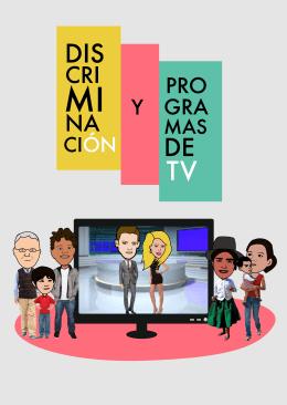 discriminación y programas de televisión