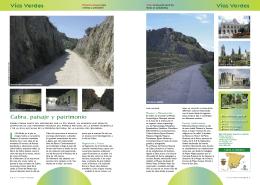 Vías Verdes Vías Verdes Cabra, paisaje y patrimonio