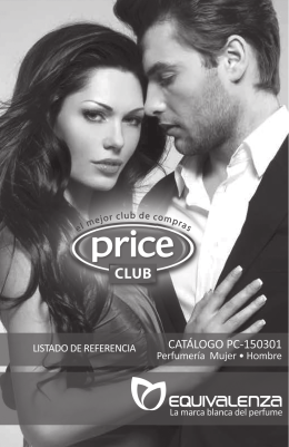 Listado Referencia - Price Club Price Club