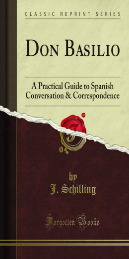 Don Basilio: A Practical Guide to Spanish