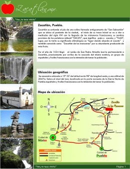 el documento completo - Zacatlán Pueblo Mágico