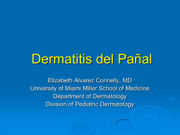 Diapers, Diaper Dermatitis, & vit D