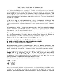 """REPARANDO LOS EQUIPOS DE SONIDO """"AIWA"""""""