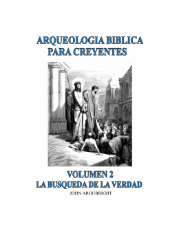 Descargas - Bible Believers Archaeology