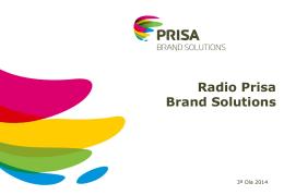 Descargar argumentario - PRISA Brand Solutions