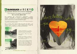 la segunda edición de la Green Campaign DEL 1 - roxy