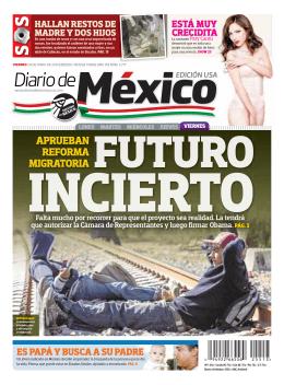 S      S - Diario de México USA