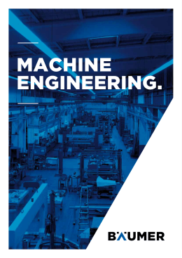 MACHINE ENGINEERING.
