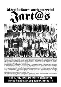 catálogo - Nodo 50
