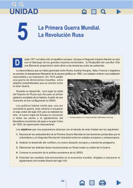 5. La Revolución Rusa