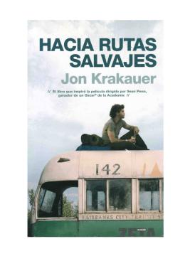 Krakauer, Jon - HACIA RUTAS SALVAJES