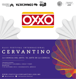 descargar - Festival Internacional Cervantino