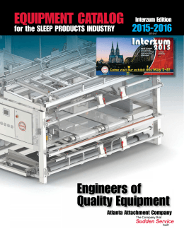 EQUIPMENT CATALOG - Atlanta Attachment Co.