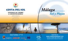 Málaga, Sol y Playas - Ver guía en PDF