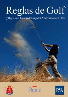 RFEG Reglas de Golf 2012-2015 (Español)