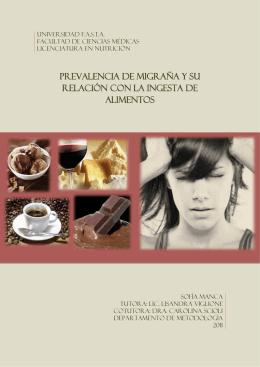 PREVALENCIA DE MIGRAÑA Y SU RELACIÓN CON LA