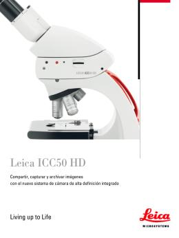 Leica ICC50 HD - Leica Microsystems
