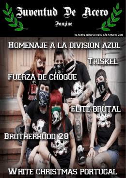 Triskel Brotherhood 28 Elite brutal Fuerza de choque