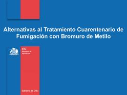 TRATAMIENTO CUARENTENARIO