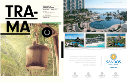 revista oficial del riviera maya film festival edición anual