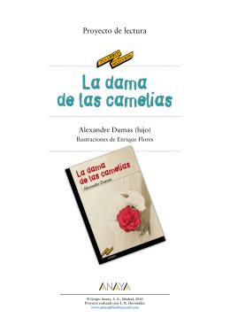 La dama de las camelias (proyecto de lectura)
