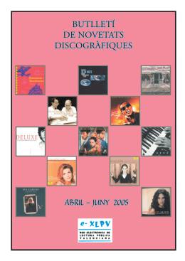 Abril - Junio 2005