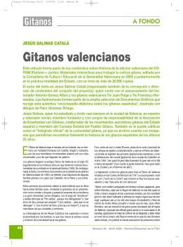 Gitanos valencianos