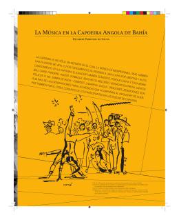 Capoeira español.indd - Departamento Cultural