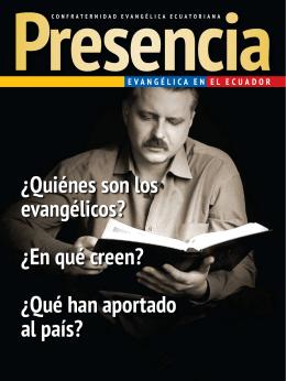 Revista PRESENCIA - 2010