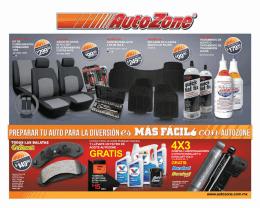 GRATIS - AutoZone