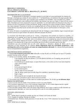 documento actividades previstas - IES Al