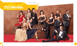 TvyNovelas es la revista de espectáculos con mayor