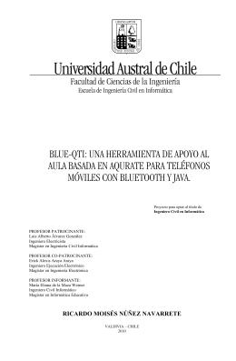 ANEXO # 4 - Tesis Electrónicas UACh