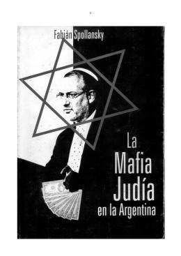 01La Mafia Judia en la Argentina SPOLLANSKY