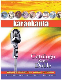 Doble - Karaokanta | Las Mejores Pistas con Graficas
