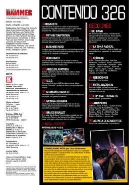 Contenido 326 - MC Ediciones Tienda de Revistas