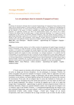Véronique PUGIBET - Université Paris-Est Marne-la